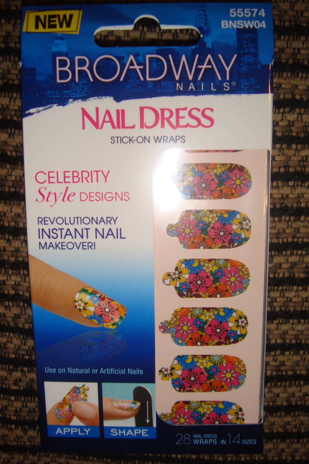 Chloe Beauty Nyc Dress Up Your Nails With Broadway Nails