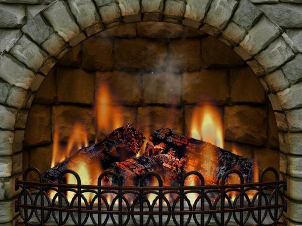 Excellent 3D Realistic Fireplace Screen Saver 3 9 2 3 Screensavers Download Free Architecture Designs Lukepmadebymaigaardcom