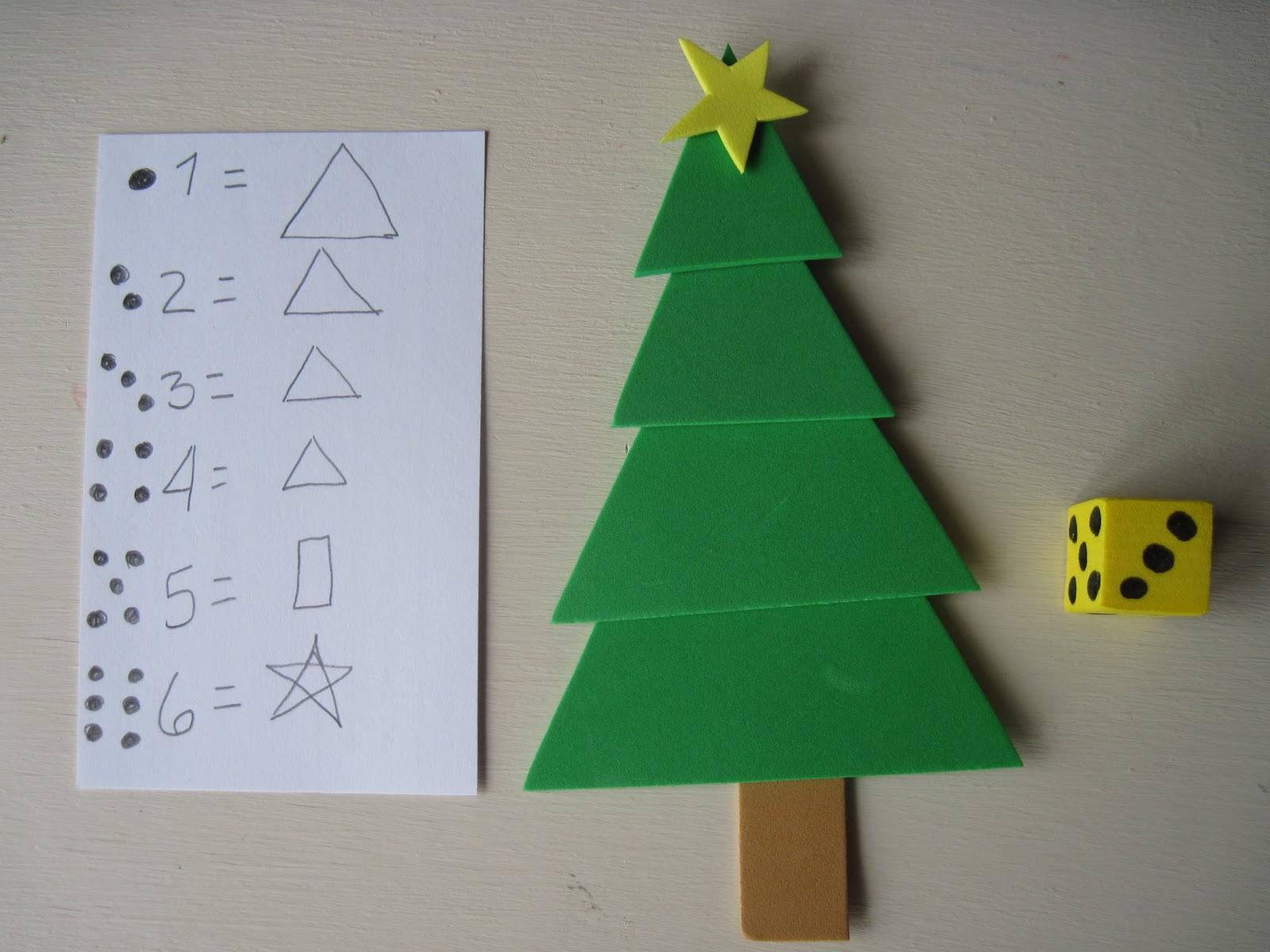Kids Matter Roll A Tree Math Game
