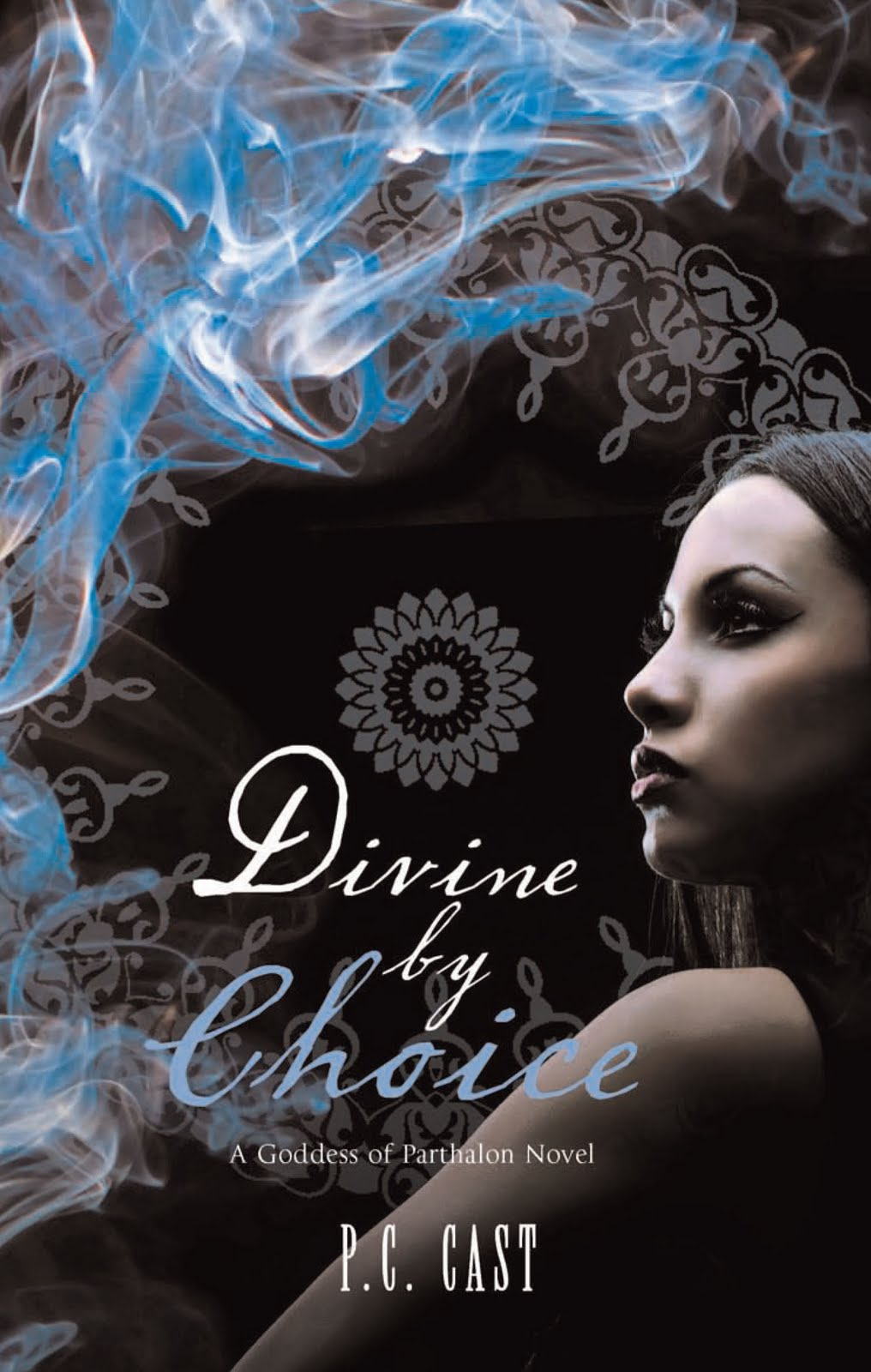 Divine by Choice/Partholon Series #2. OK so book 2 is all about choices. In  Divine by Mistake we find Shannon Parker rudely transported to another  world ...