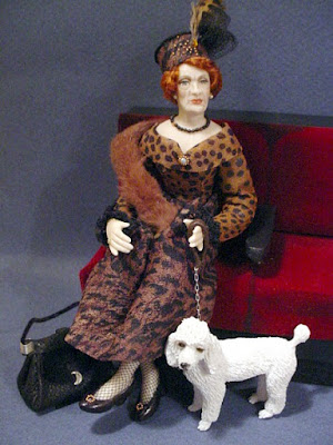 Poodle Lady