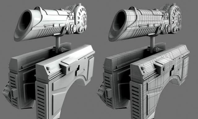 BHANU: ANCIENT LASER PLASMA BOMB GUN