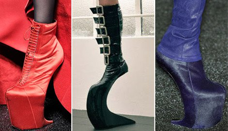 lady gaga collection new  shoes 164151_1206789780049
