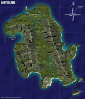 Lost island map template (V3)