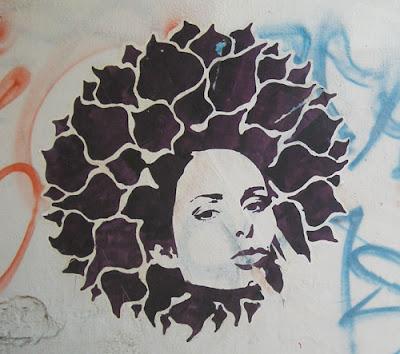 Urban Art Pulse Stencil Graffiti Art Guadalajara Jalisco