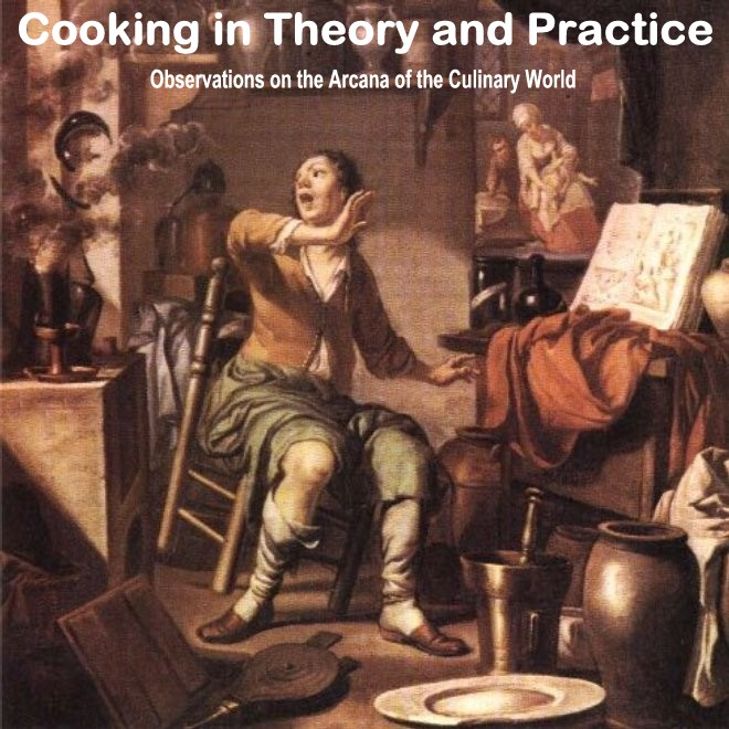 Cooking in Theory and Practice