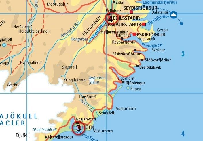 Matkalla Islannissa Lauantai 14 8 2010 Islannissa 4 Matkapaiva