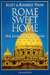 Rome Sweet Home Book by Scott & Kimberly Hahn