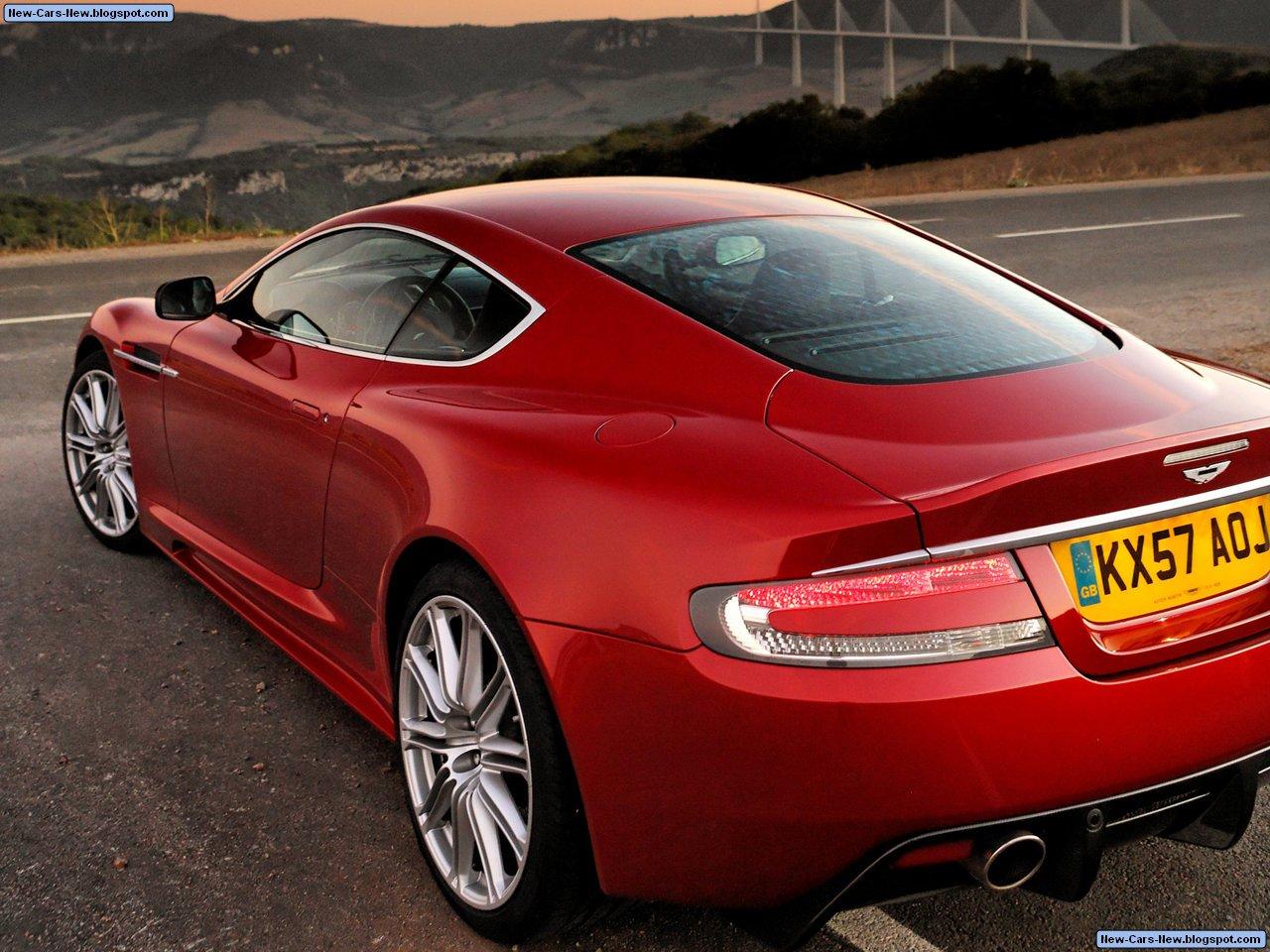 Regal Avalon 12 >> Aston Martin DBS Infa Red (2008)