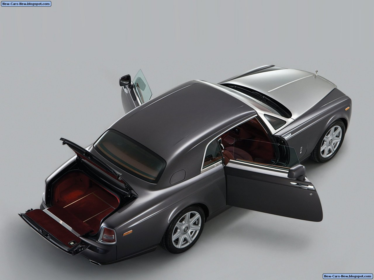 Rolls-Royce Phantom Coupe (2009)