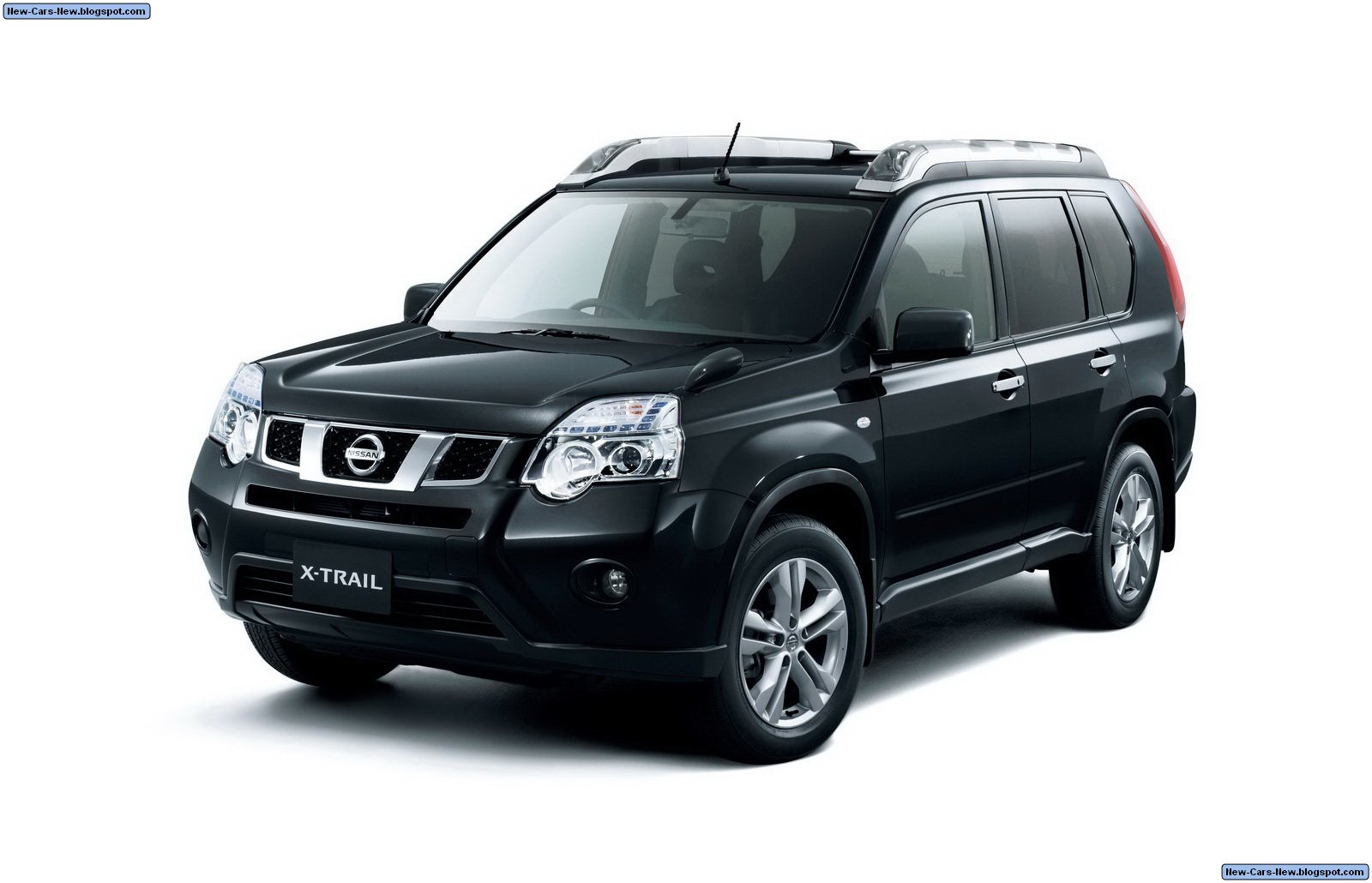 Best Car Blog: Nissan X-Trail (2011