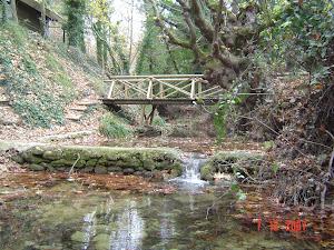 Το ξύλινο γεφυράκι