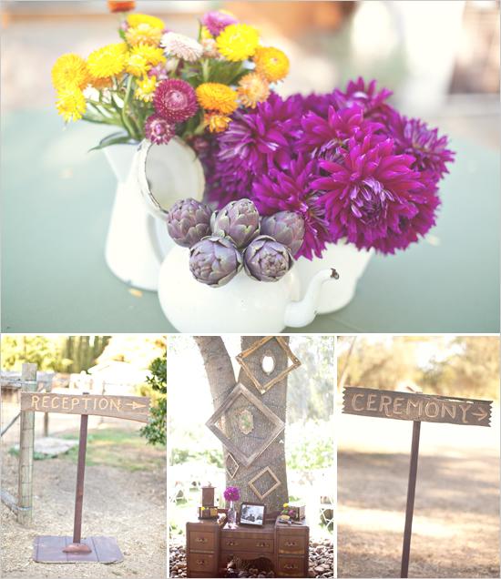 RockaBilly Weddings: Doing A Rustic Wedding On A Budget