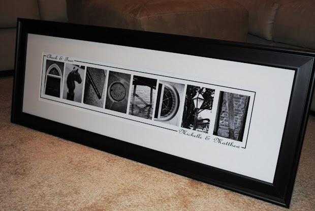 Personalized Nola Frames