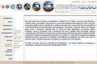 Globo lança site para desmentir polêmicas 1