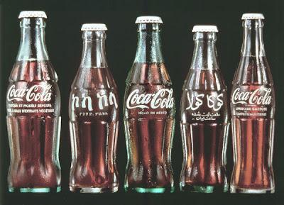 Coca-Cola, a evolução da garrafa 2