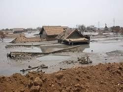 Estudo confirma que perfuração, e não terremoto, causou vulcão de lama 1