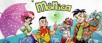 Turma da Mônica na versão mangá!! 1