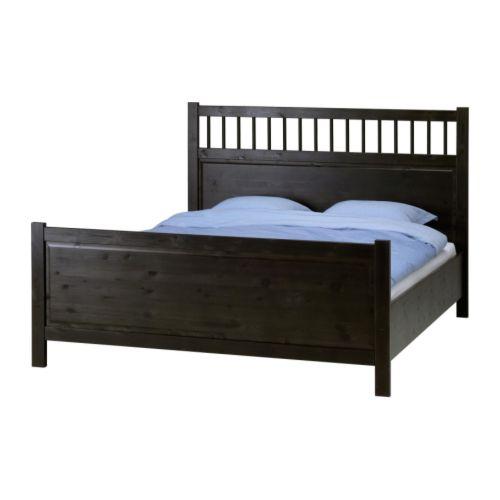 neues bett. Black Bedroom Furniture Sets. Home Design Ideas