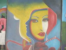 Portrait d'une belle Femme Creole