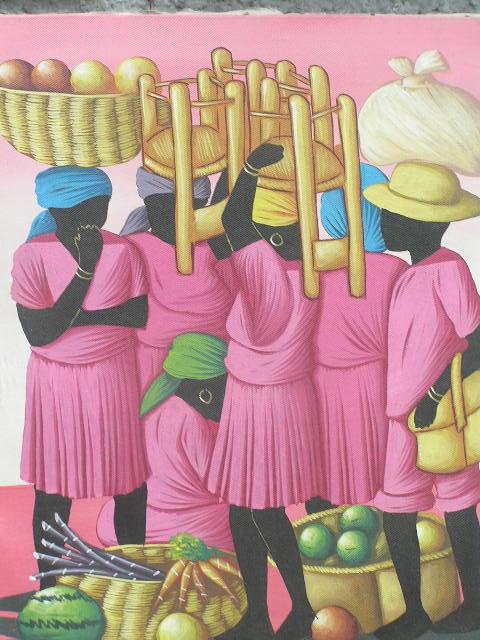 MARCHE HAITIEN