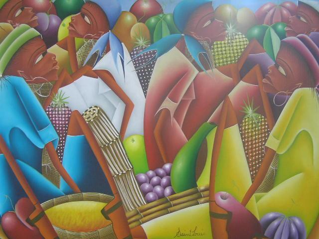 le Marché des paysans Haitiens
