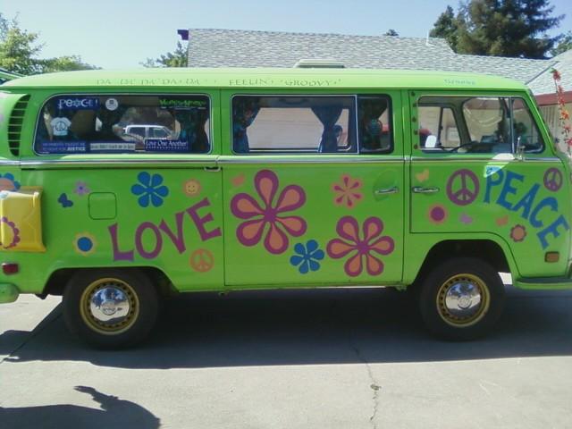 My Wackiest Experiences Ever Hippie Wagon
