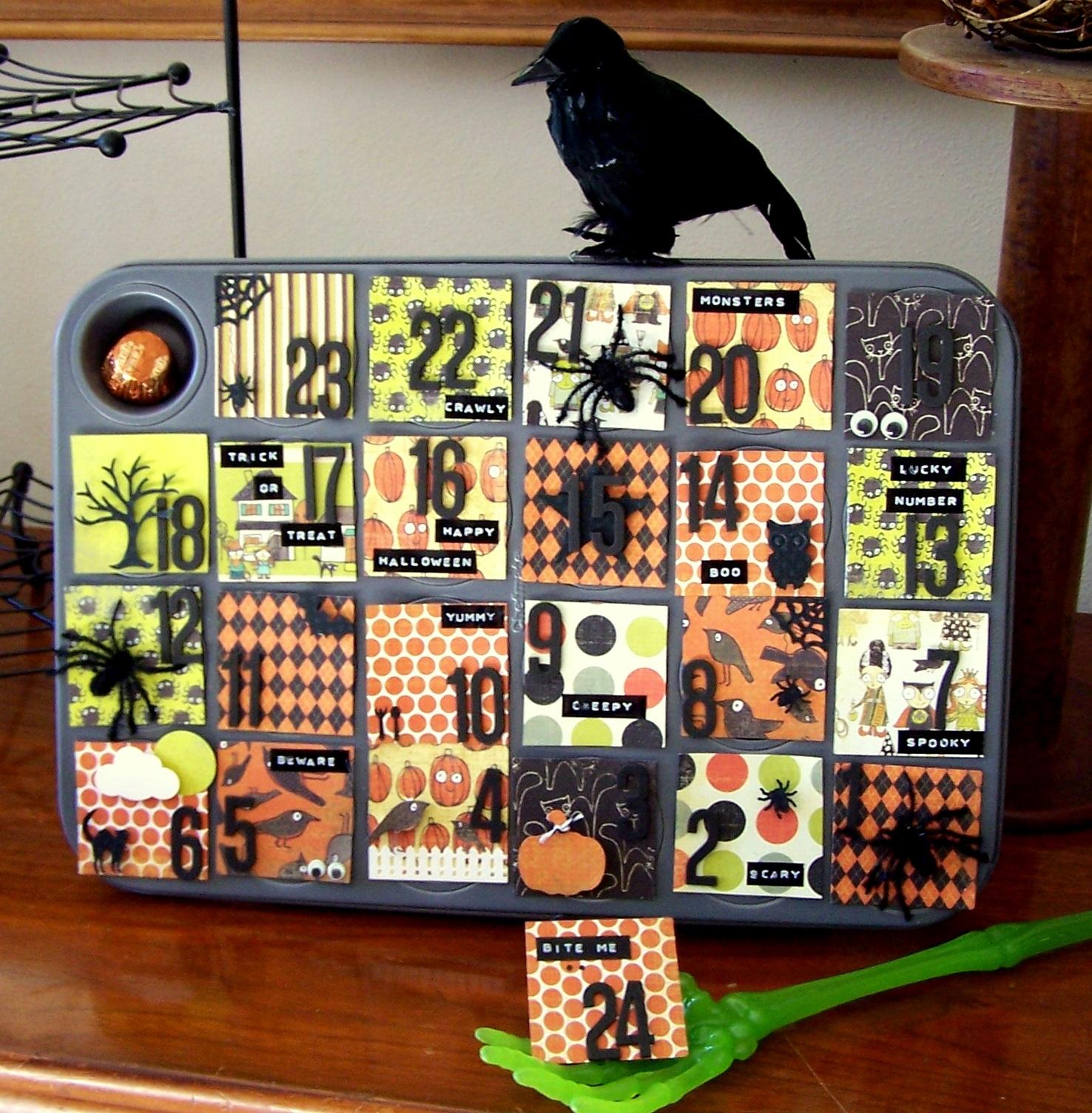 Something From Cassie Halloween Advent Calendar