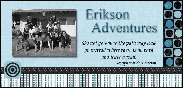 Erikson Adventures