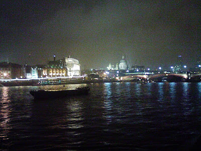 The Thames by Night - Fitzgerald's World