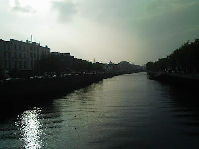 Dublin on a not so rainy day