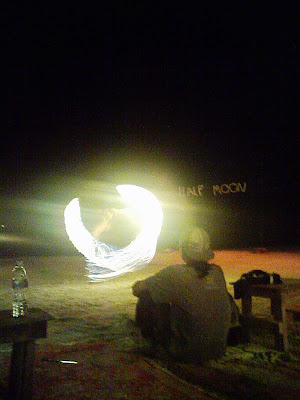 Half Moon party on Koh Phangan