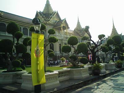 The Royal Palace, Bangkok