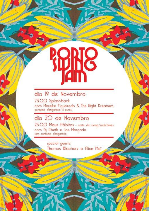 Porto Swing Jam