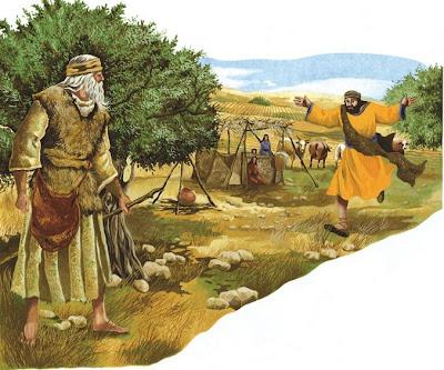 Bible Drive-Thru: Quick to Follow