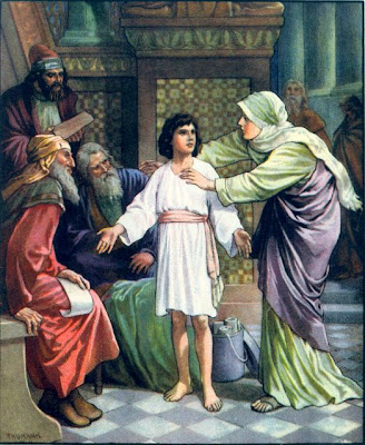 """Jesus Found in the Temple"" (Standard Bible Story Readers Book One)"