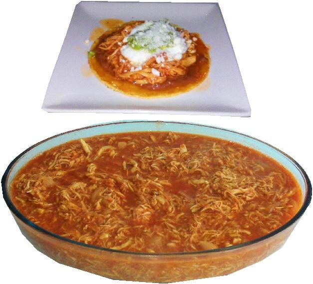 Receta De Tinga Mexicana