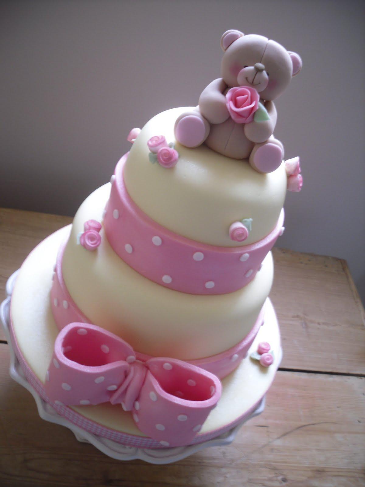 Katies Cupcakes: Forever Friends Birthday Cake