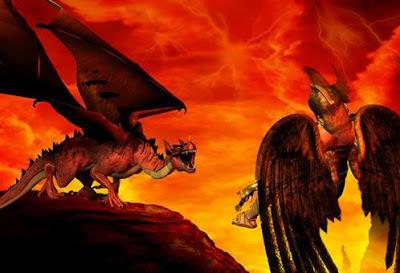 (Superpost)Imagenes, Dragones, Ángeles, Demonios...