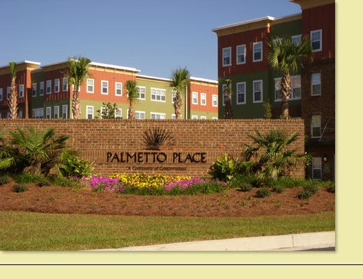 Charleston Sc New Construction Palmetto Place Condo S