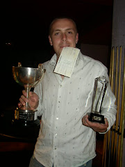 Me with trophies!