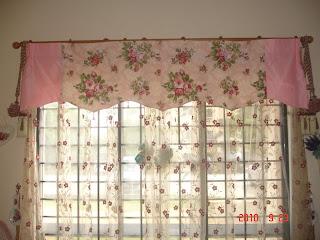 Tahun Nie Bahagian Night Curtain Tu Buat Pelmet Jer Jimat Ckit Hehehe Day Plak Bila Dah Siap Jahit Nampak Terlalu Jarang