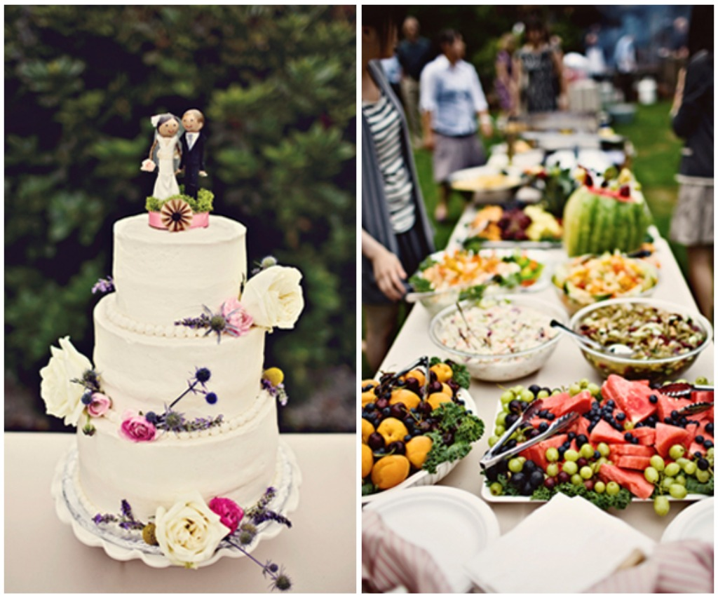 Weathered Shabby Chic Wedding