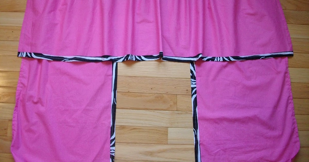 Sew Many Ways Curtain Update