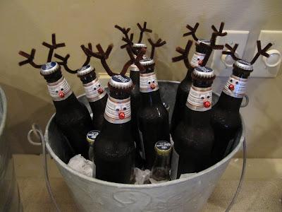 Reindeer Christmas Beers