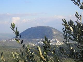 La transfiguración en el monte Tabor 2