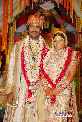 Vishnuvardhan Marriage Photos Actor Vishnuvardhan Wedding