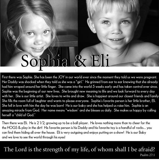 Sophie & Eli