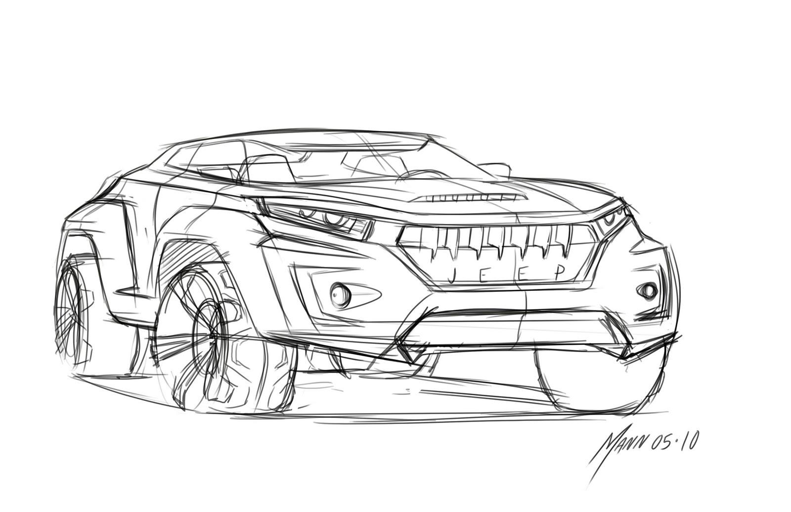 We Draw Cars May