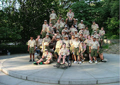 2005 Troop in Central Park